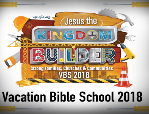 Vacation Bible School (VBS) – June 25th – 29th